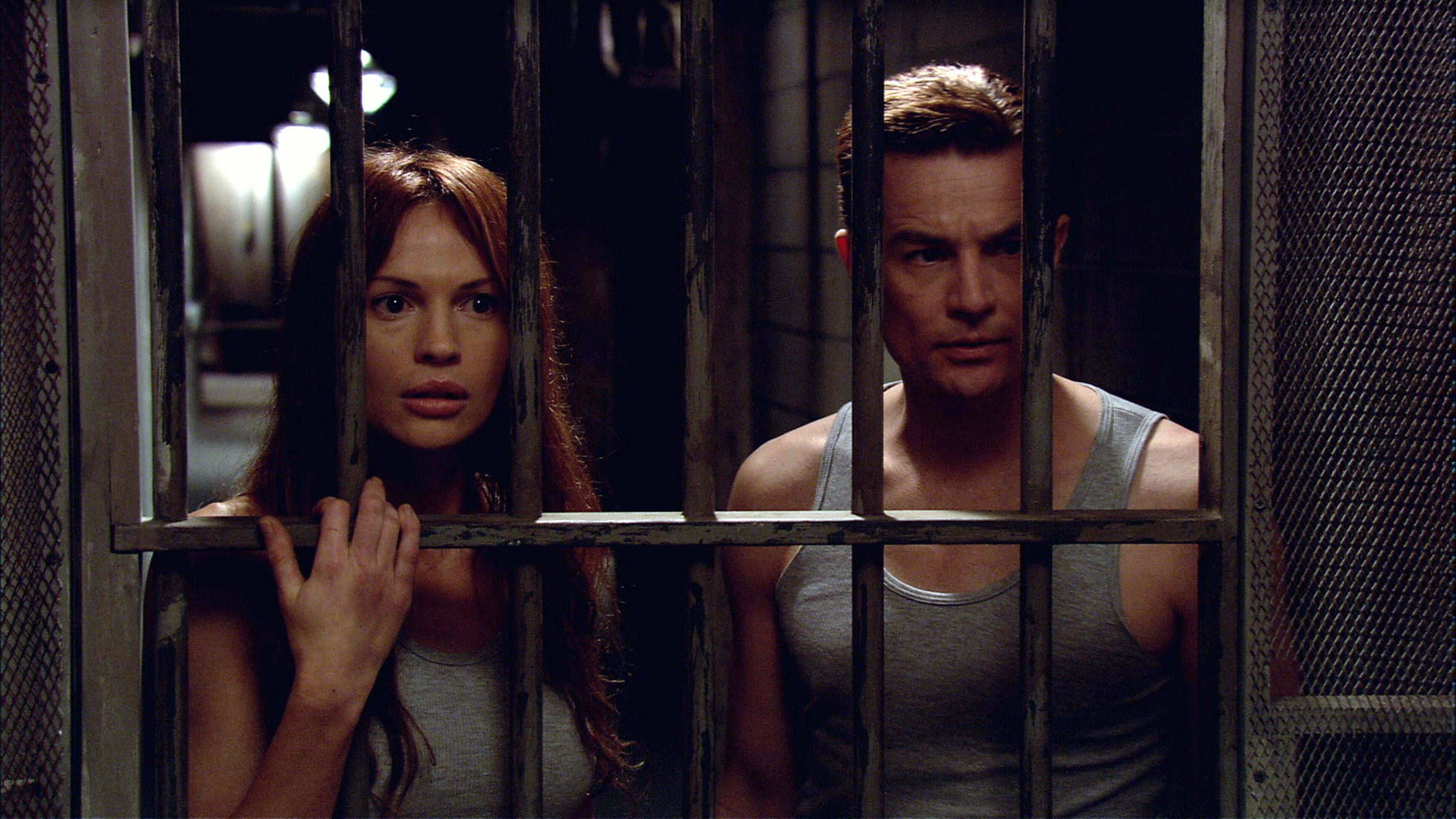 Jolene Blalock and James Marsters in Shadow Puppets (2007)