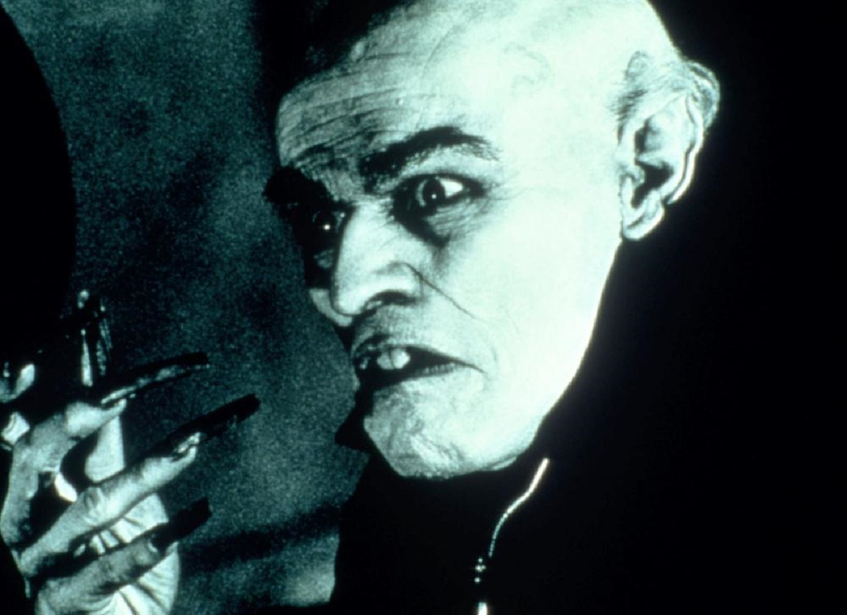 Willem Dafoe as Max Schreck in Shadow of the Vampire (2000)