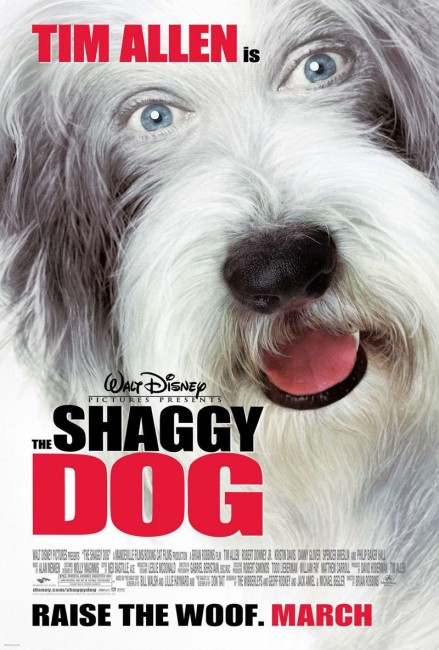 The Shaggy Dog (2006) poster