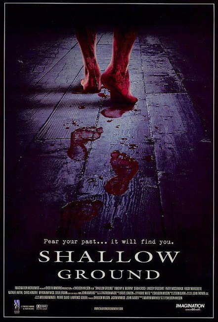 Shallow Ground (2004) poster