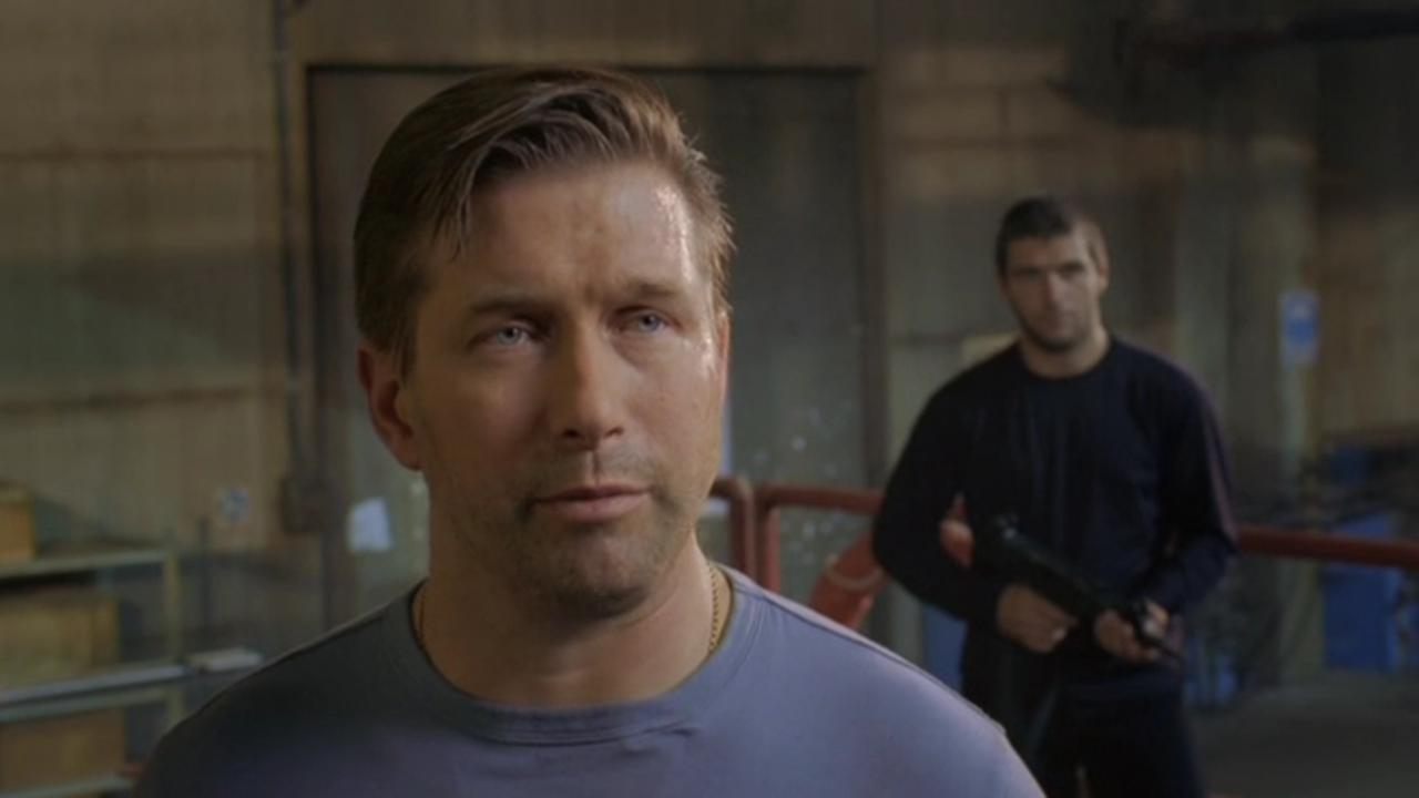 Stephen Baldwin as an oceanogrpaher in Shark in Venice (2008)