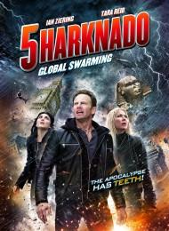 Sharknado 5 Global Swarming (2017) poster