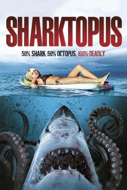 Sharktopus (2010) poster