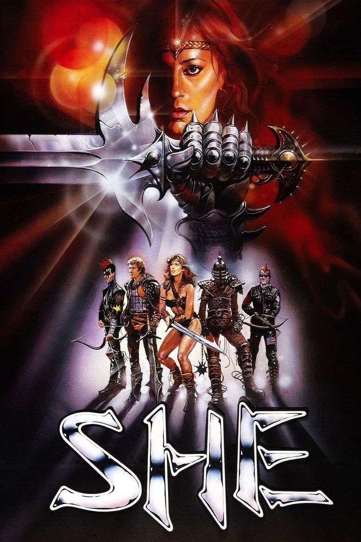 She (1983) poster