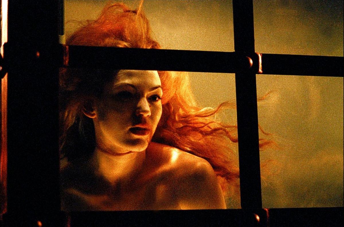 Rya Kilhstedt as The Mermaid in She Creature (2001)