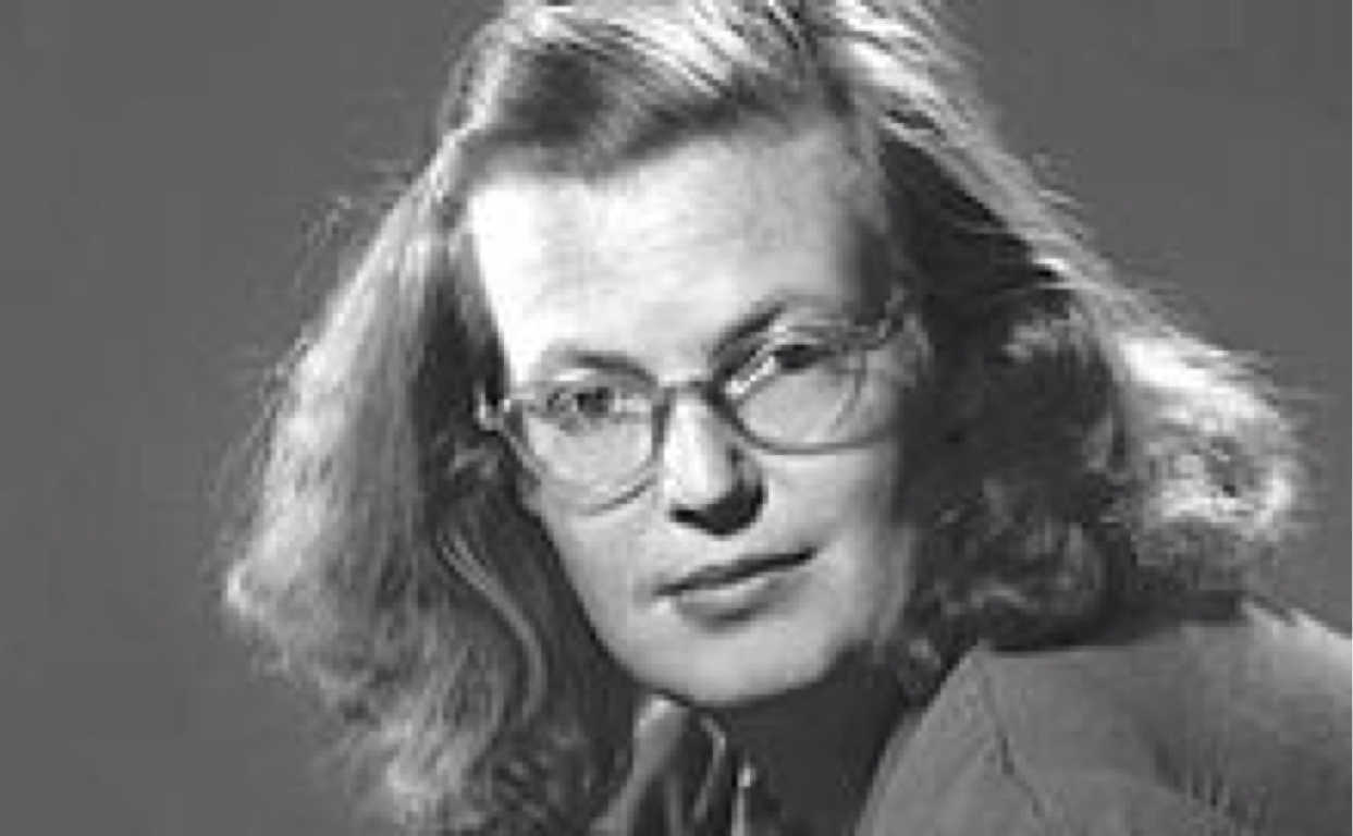 Shirley Jackson (1916-65) in real-life