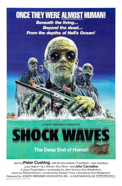 Shock Waves (1977) poster