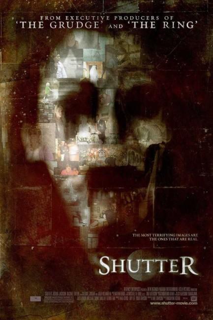 Shutter (2008) poster