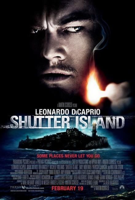 Shutter Island (2010) poster