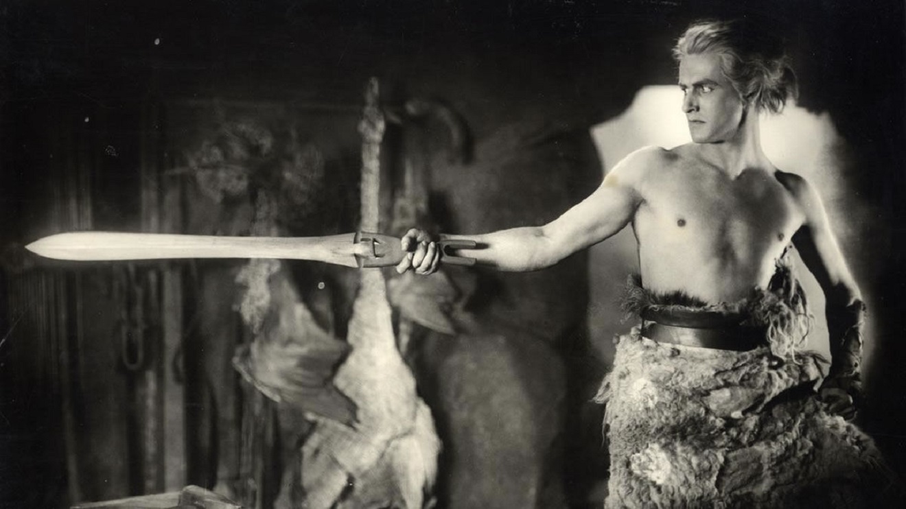Paul Richter as Siegfried (1924)