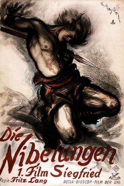 Siegfried (1924) poster