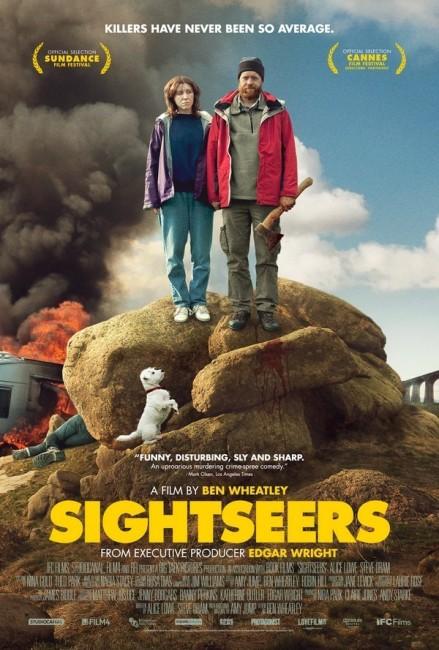Sightseers (2012) poster