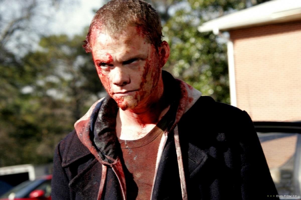 Ben (Justin Welborn) in The Signal (2007)