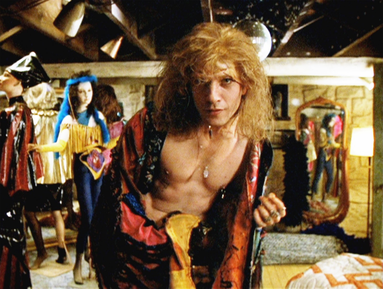 Ted Levine as Jame Gumb, the serial killer nicknamed Buffalo Bill in The Silence of the Lambs (1991)