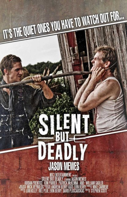 Silent But Deadly (2011) poster