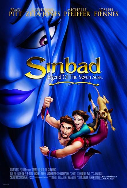 Sinbad: Legend of the Seven Seas (2003) poster