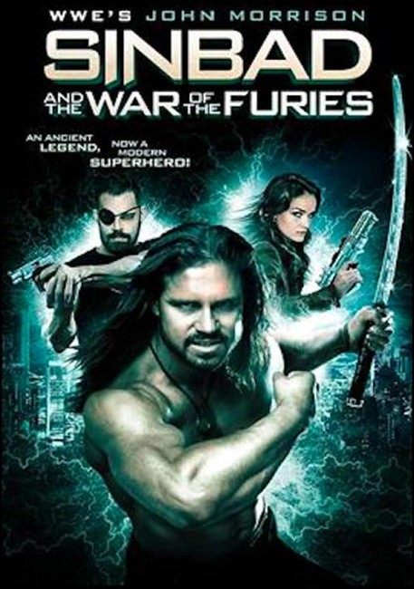 Sinbad and the War of the Furies (2016) poster