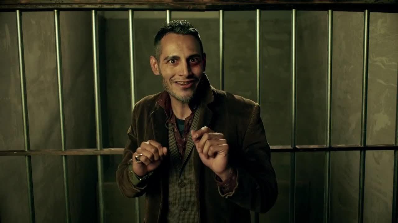 Rumpelstiltskin (Johnny Del Riaz) in Sinister Squad (2016)