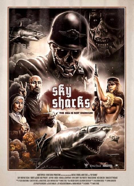 Sky Sharks (2020) poster