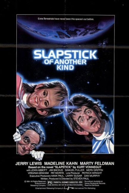 Slapstick of Another Kind (1982) poster