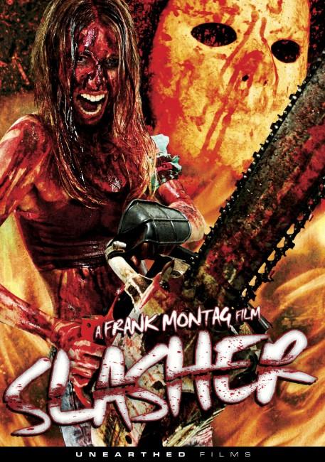 Slasher (2007) poster