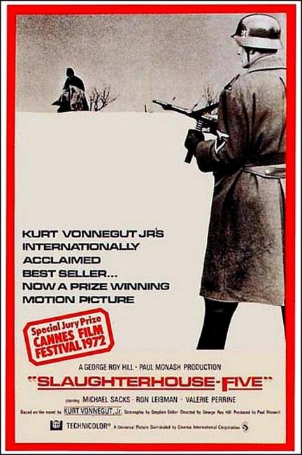 Slaughterhouse Five (1972) poster