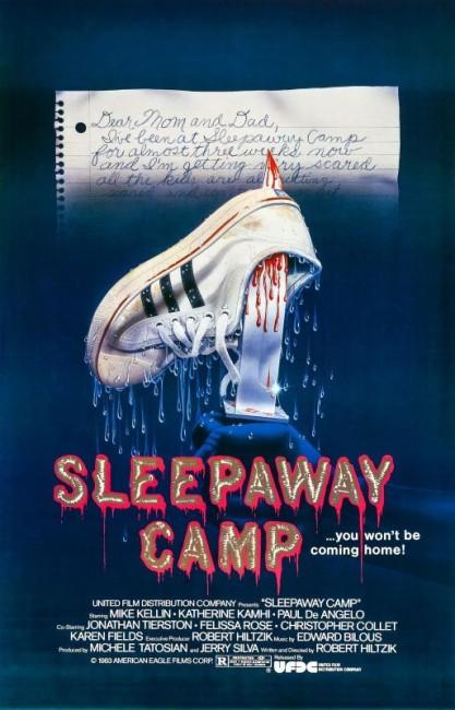 Sleepaway Camp (1983) poster