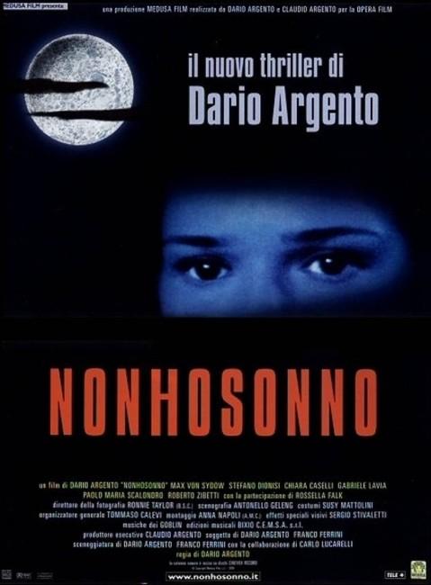 Sleepless (2001) poster