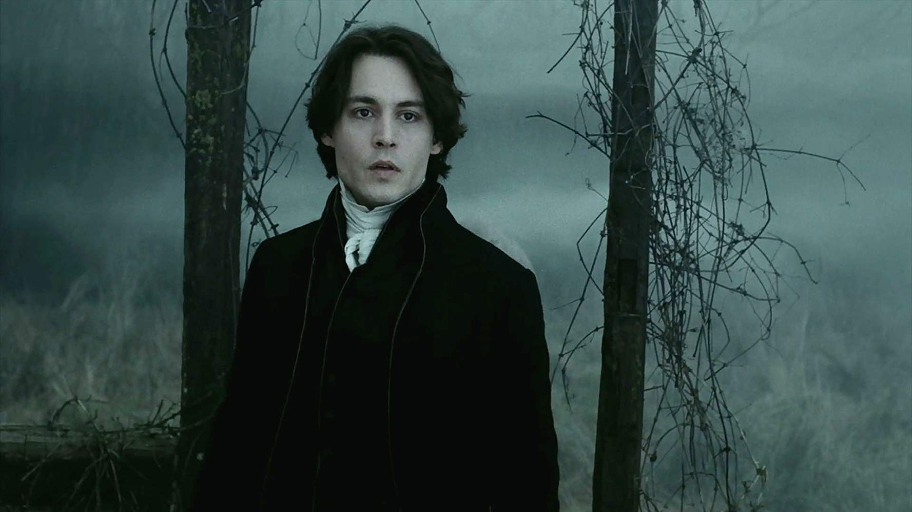 Johnny Depp as Constable Ichabod Crane in Sleepy Hollow (1999)