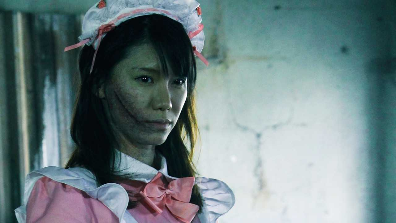 The Kuchisake-onna or Slit Mouth Woman in Slit Mouth Woman in L.A. (2014)