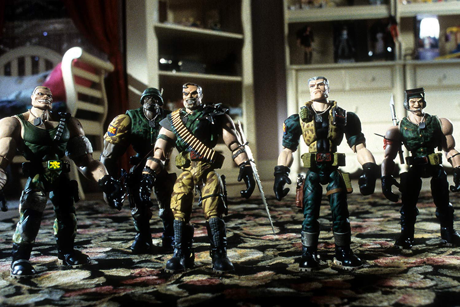 The Gorgonites in Small Soldiers (1998)