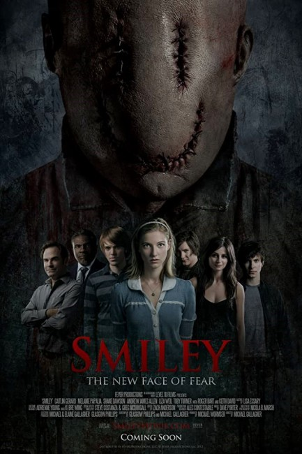 Smiley (2012) poster