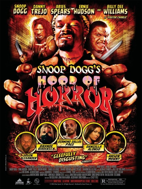 Snoop Dogg's Hood of Horror (2006) poster