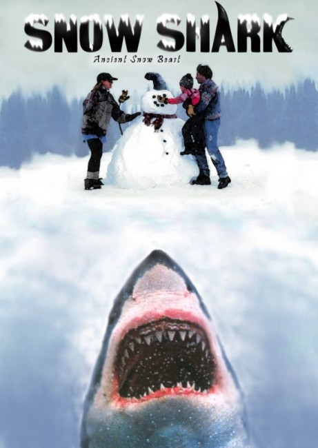 Snow Shark Ancient Snow Beast (2011) poster