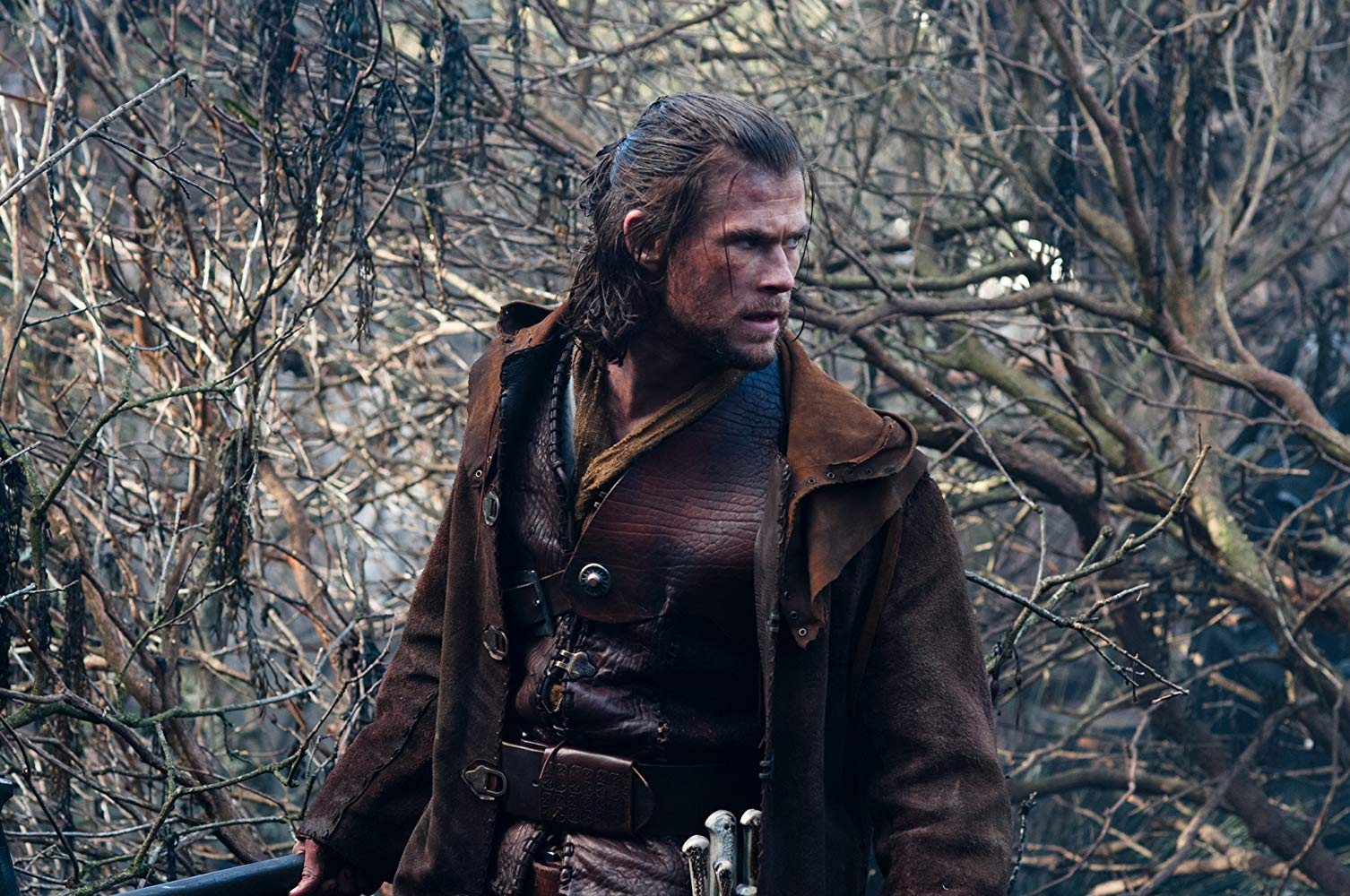 Chris Hemsworth as The Huntsman in Snow White and the Huntsman (2012)