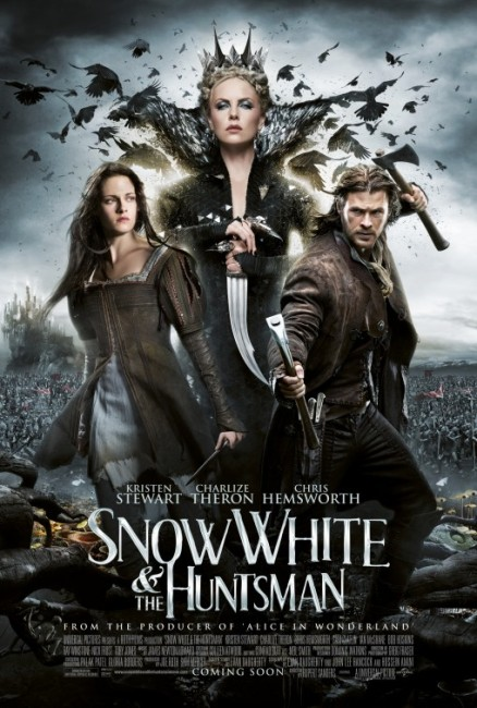 Snow White and the Huntsman (2012) poster
