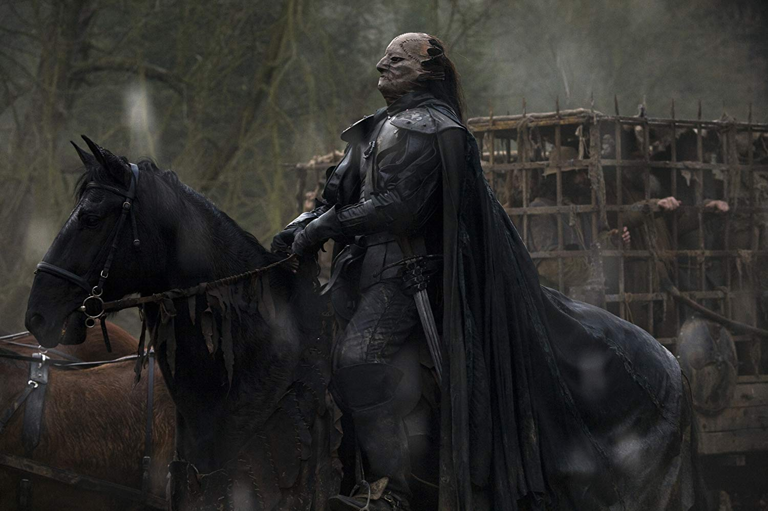 The Overlord (Sam Roukin) in Solomon Kane (2009)