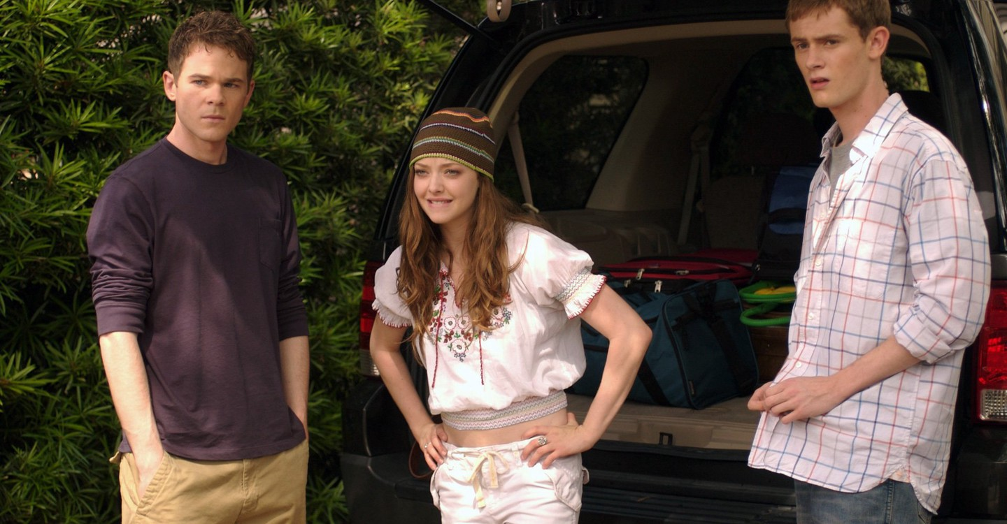 Shawn Ashmore, Amanda Seyfried, Matthew O'Leary in Solstice (2008)