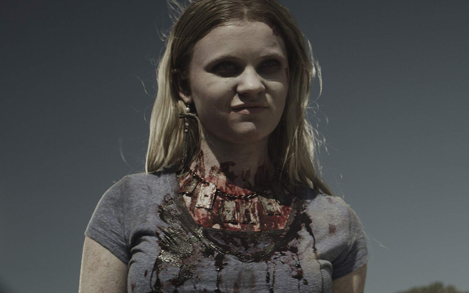 Sierra McCormick as Moira Karp, a bullied girl returned from the dead in Some Kind of Hate (2015)