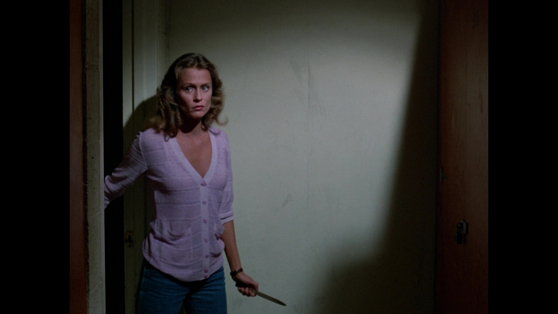 Lauren Hutton finds she has a stalker in Someone's Watching Me (1978)