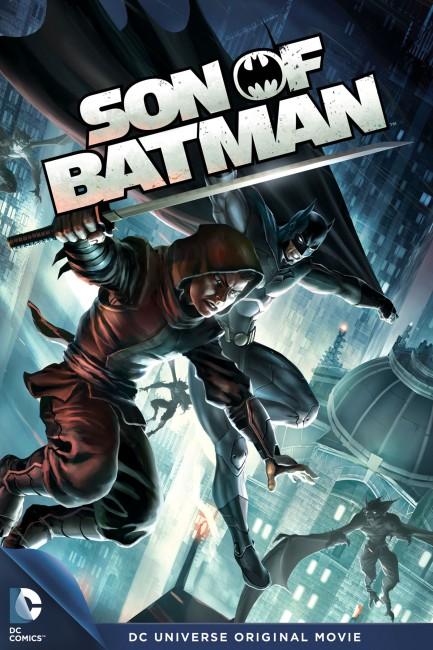 Son of Batman (2014) poster