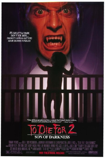 Son of Darkness: To Die For II (1991) poster