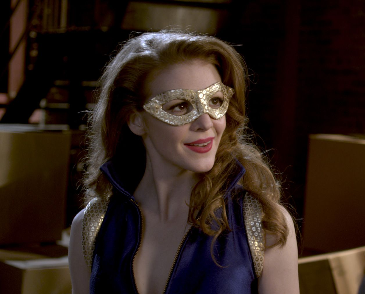 Ashley Bell as Lady Heavenly in Sparks (2013)