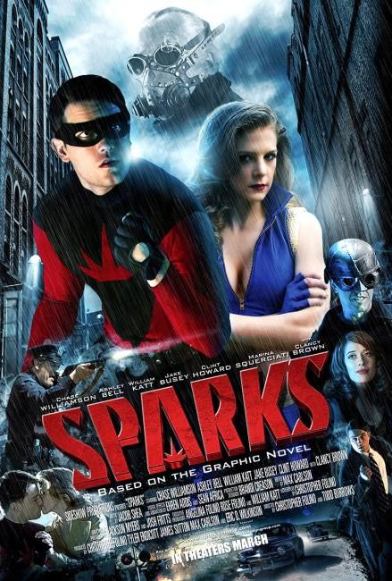 Sparks (2013) poster