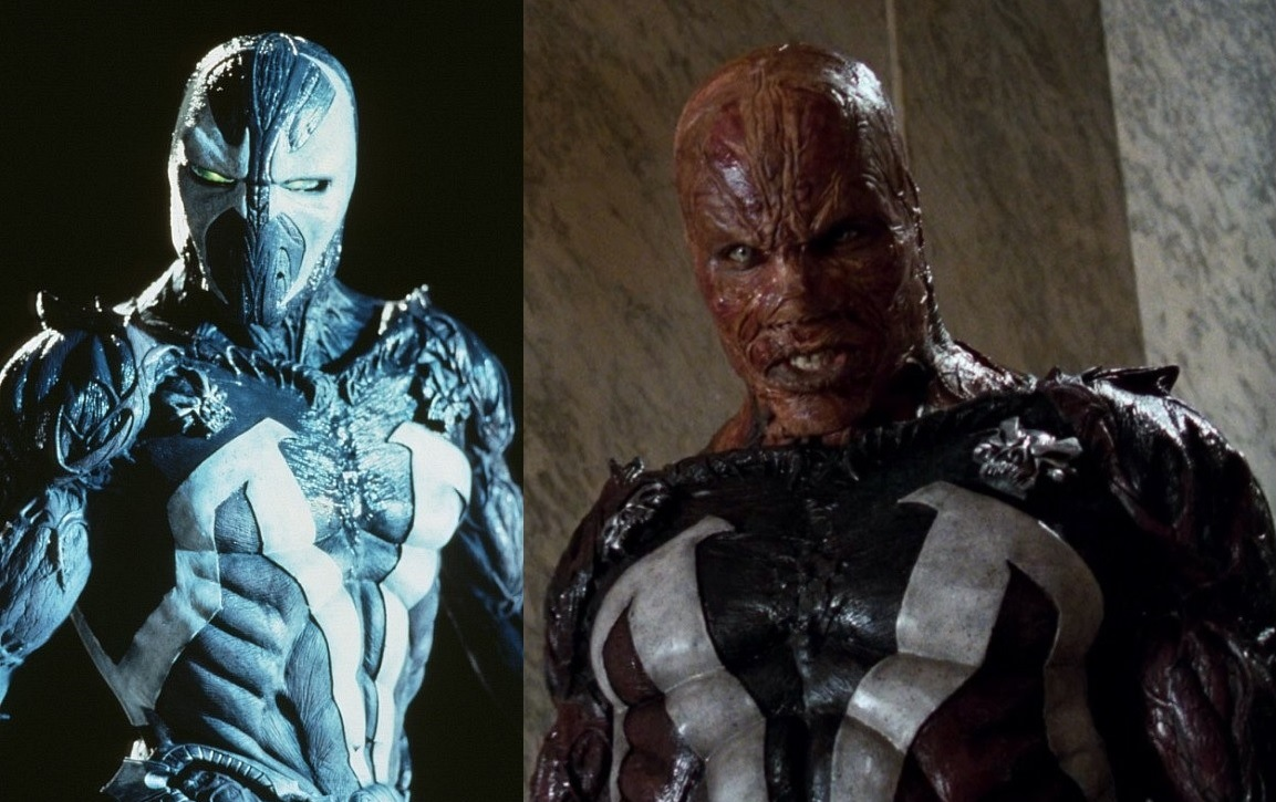 Michael Jai White as Spawn (1997)