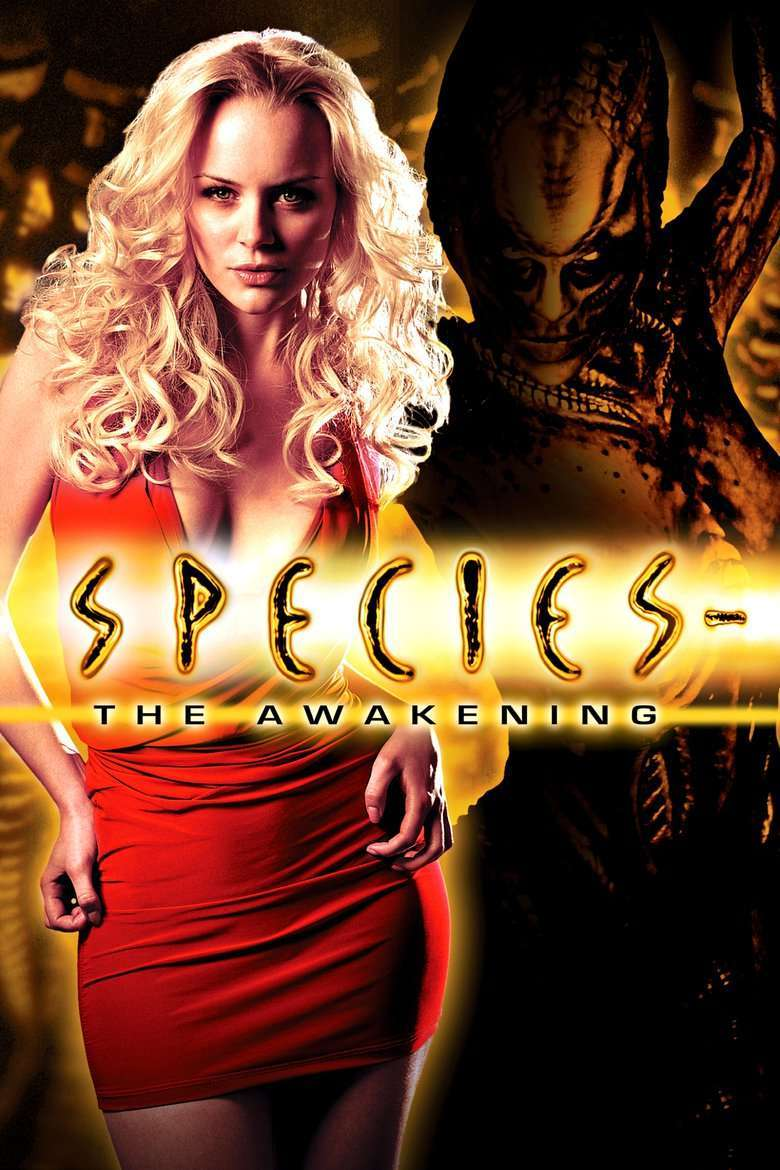 Species: The Awakening (2007) poster
