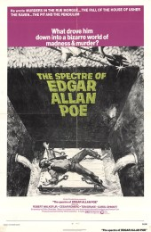 The Spectre of Edgar Allan Poe (1974) poster