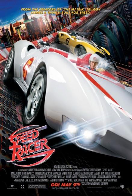 Speed Racer (2008) poster