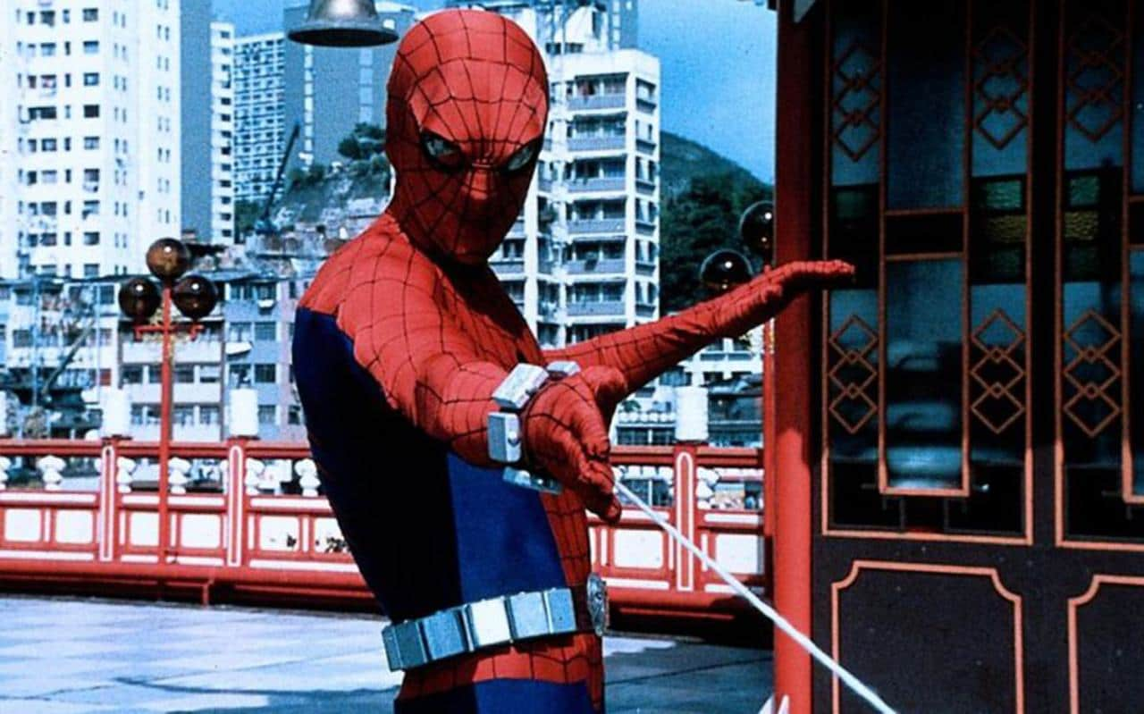Nicholas Hammond as Spider-Man (1977)