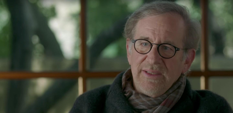 Steven Spielberg interviewed in Spielberg (2017)